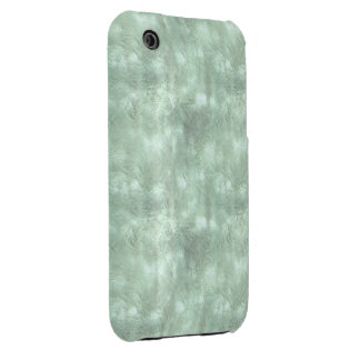 Green Iced Window iPhone 3 Case-Mate Case
