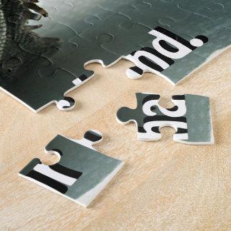Green Iguana 1 Jigsaw Puzzle