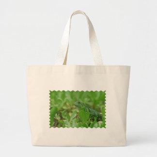 Green Iguana Bag