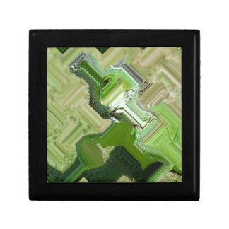 Green Iguana Gift Box