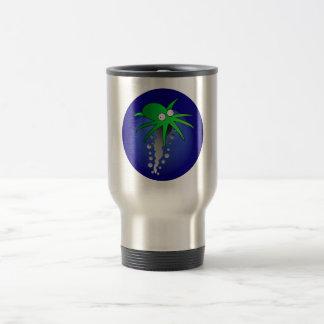 Green Ink Coffee Mug
