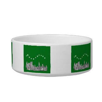 green ink NYC Bowl
