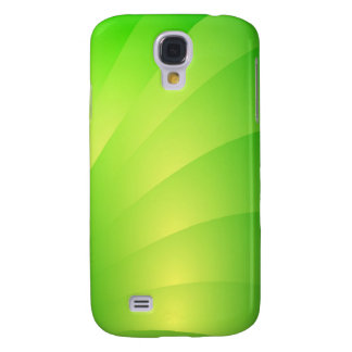 Green Intense Samsung Galaxy S4 Case