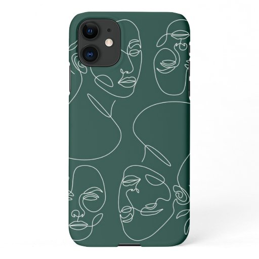 Green Iphone 11 Phone Case