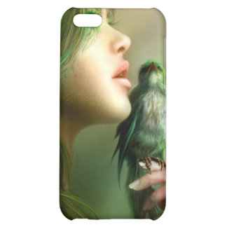 Green iPhone 4 case