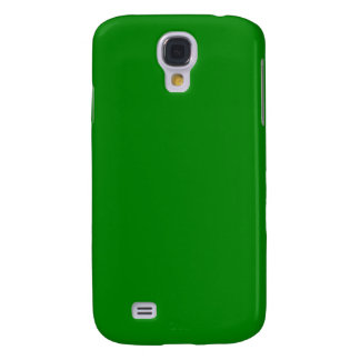Green iPhone Cases (Forest Green) Samsung Galaxy S4 Cover