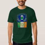 Green Irish Beer is Here T-Shirt