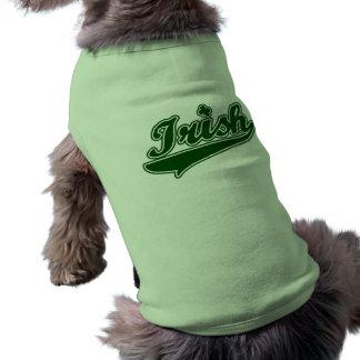 Green Irish Shamrock T-Shirt