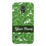 Green Irish shamrocks personalized Galaxy Nexus Cover