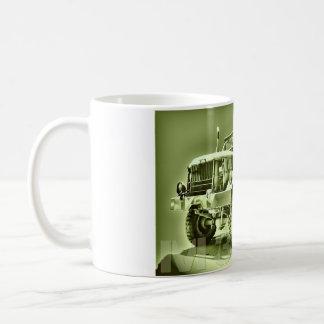 Green Iron Mug