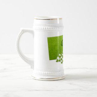 Green is Beer Mug!