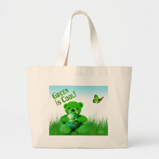 Green is Cool! Bag
