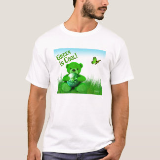 Green is Cool! T-Shirt