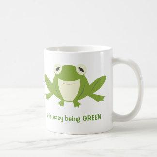 Green is Good Coffee Mug