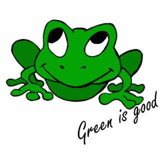 Green is Good Statuette