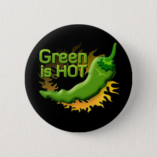 Green is HOT Button