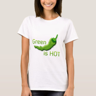 Green is Hot T-Shirt