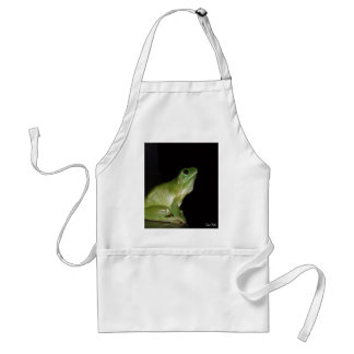 Green Is The New Black Adult Apron