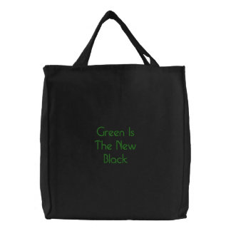 Green Is The New Black Bags