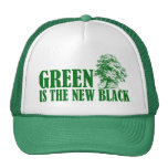 Green Is The New Black Hat