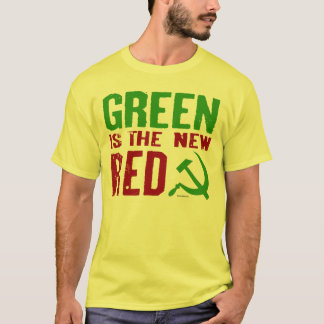 Green is the New Red shirts