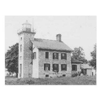 Green Island Lighthouse Postcard