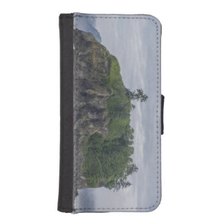 Green islands photography from Indian Continent Wallet Phone Case For iPhone SE/5/5s