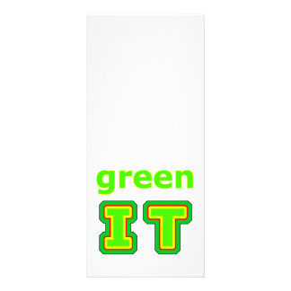 green IT The MUSEUM gibsphotoart Custom Rack Cards