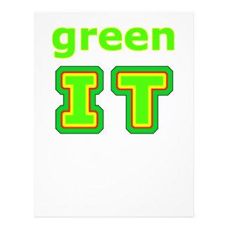 green IT The MUSEUM gibsphotoart Flyer