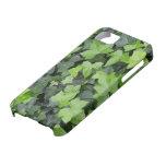 Green Ivy Botanical Print iPhone SE/5/5s Case