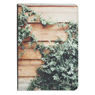 green Ivy on fence Kindle Touch Case