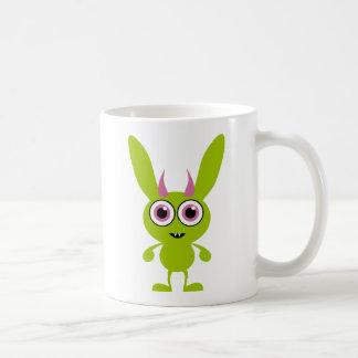 Green Jackalope Coffee Mug