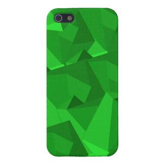 Green Jagged Phone case