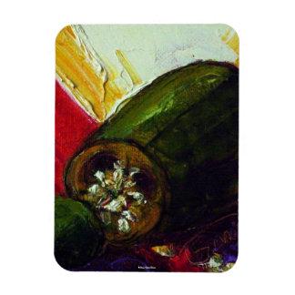 Green Jalapeno Magnet
