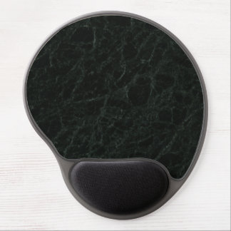 Green Jerba Stone Pattern Background Gel Mouse Pad