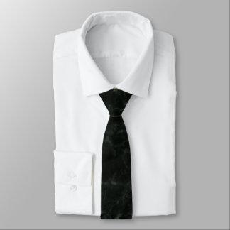 Green Jerba Stone Pattern Background Necktie