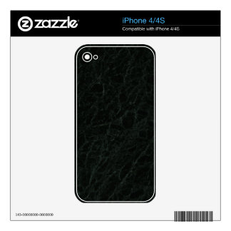 Green Jerba Stone Pattern Background Skin For The iPhone 4S
