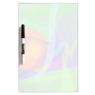 Green Joy Dry-Erase Board