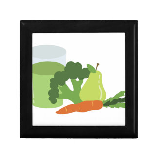 Green Juice Veggies Gift Box