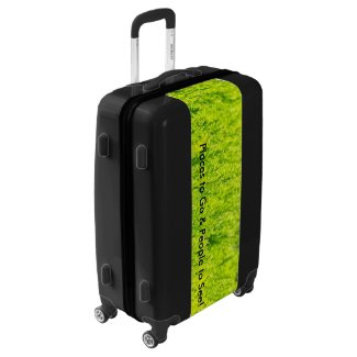Green Juniper Luggage