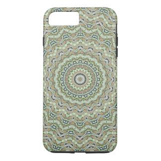 Green Kaleidoscope iPhone 8 Plus/7 Plus Case