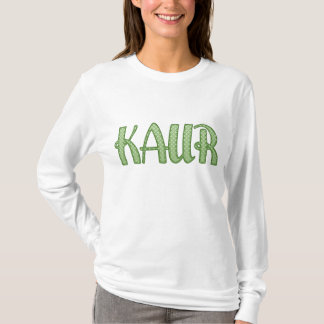 Green Kaur T-Shirt