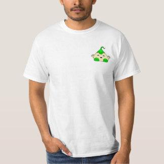 Green Kawaii Tickle Monster T-shirt