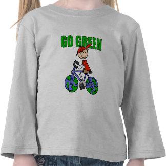 Green Kids Ecology Gift T-shirt