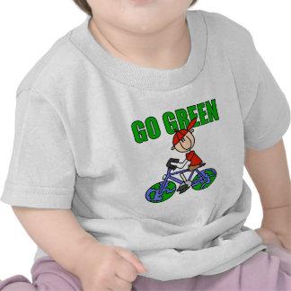 Green Kids Ecology Gift Tees