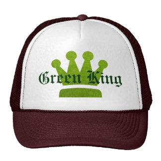 Green King Hat! Trucker Hat