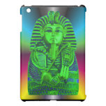Green King Tut #2 iPad Mini Covers