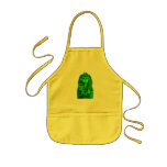 Green King Tut Apron