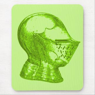 Green Knight Medieval Creative Anachronisms Mousepad