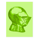 Green Knight Medieval Creative Anachronisms Postcards